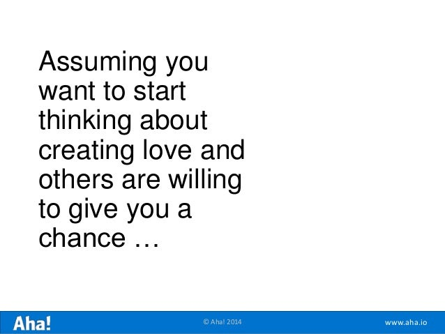 The Minimum Lovable Product (Forget the MVP) Slide 23