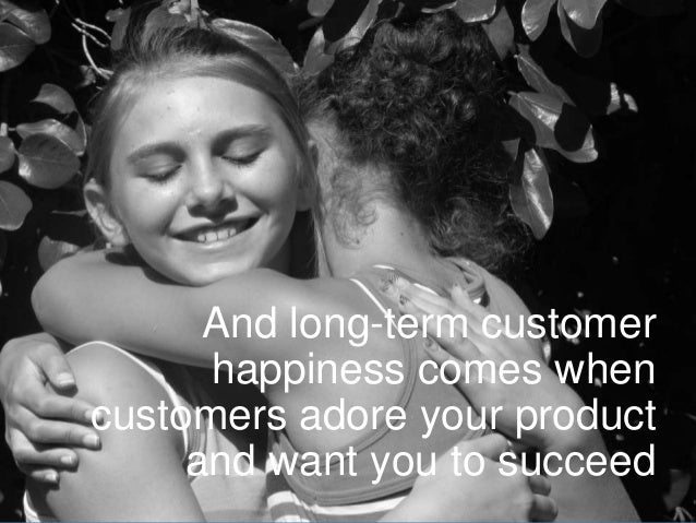 The Minimum Lovable Product (Forget the MVP) Slide 9