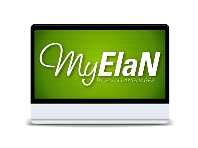 MyElaNAngebote anfordern, Übersetzungs- und Dolmetschprojekteverfolgen, Sprachkurse und Sprachtests absolvieren,Sprachdien...