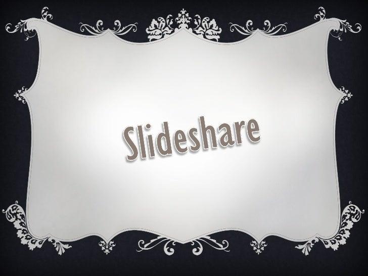 Slideshare netiquette