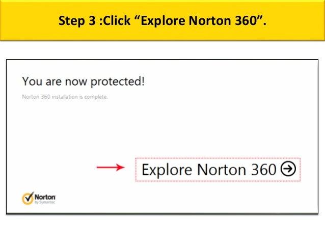 norton by symantec product key
