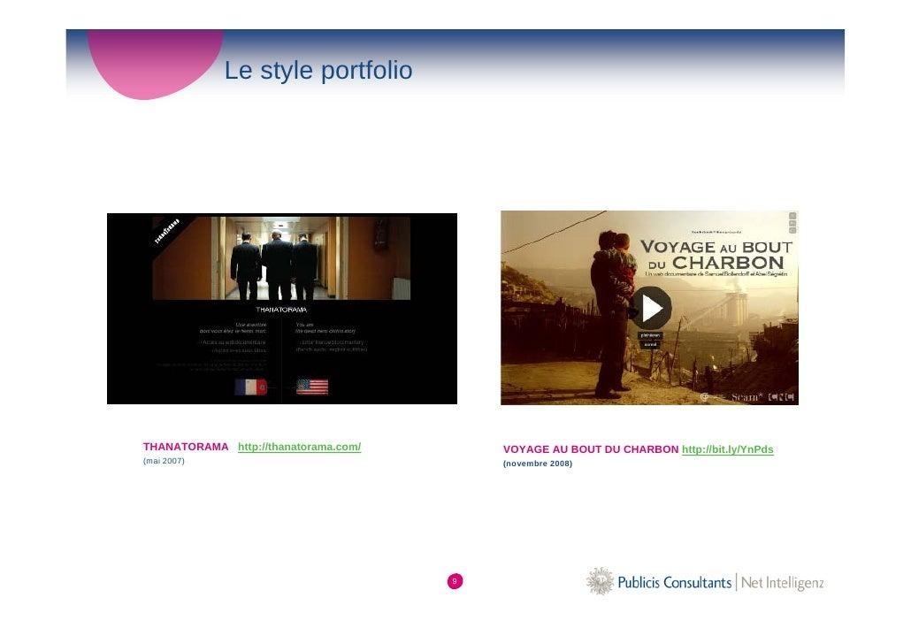Note sur l'essor du web documentaire