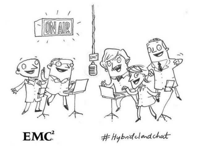 A different perspective on hybrid cloud.