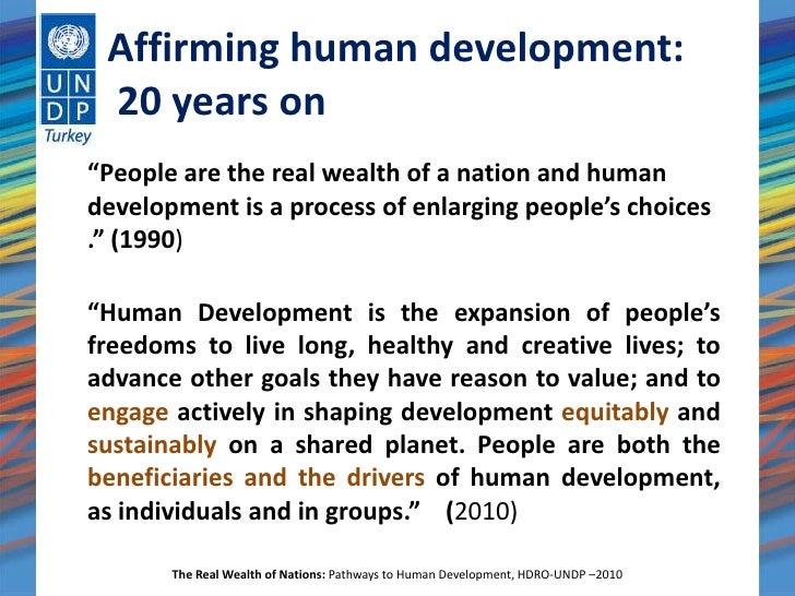 human development report 2010 pdf