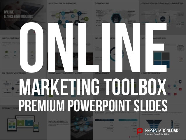 PREMIUM POWERPOINT SLIDES Marketing Toolbox