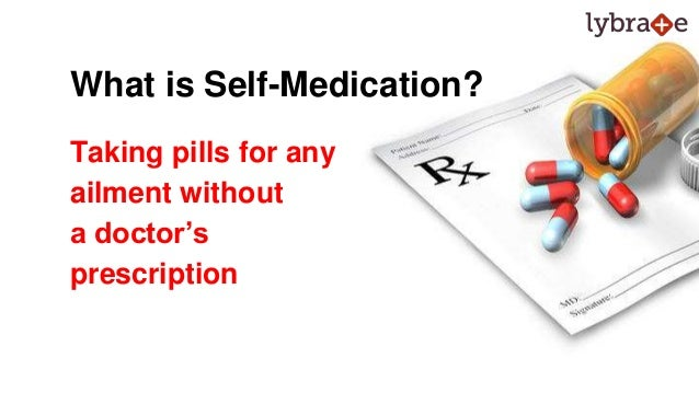 Self-medication