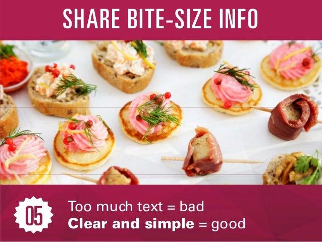 SlideShare will transcribe your presentation, so include keywords OPTIMIZE ON-SLIDE COPY 06