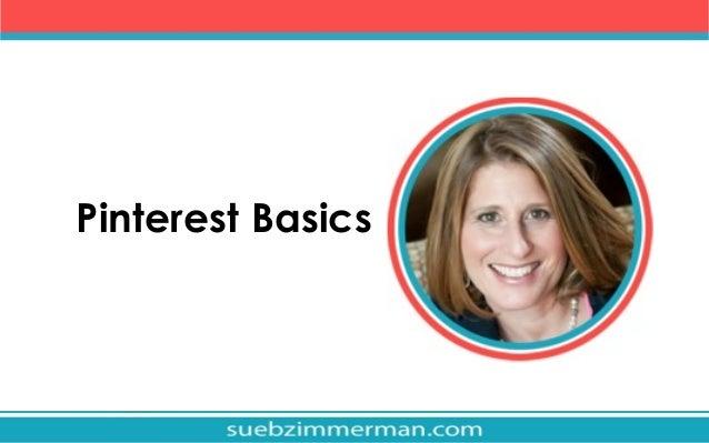 Pinterest Basics