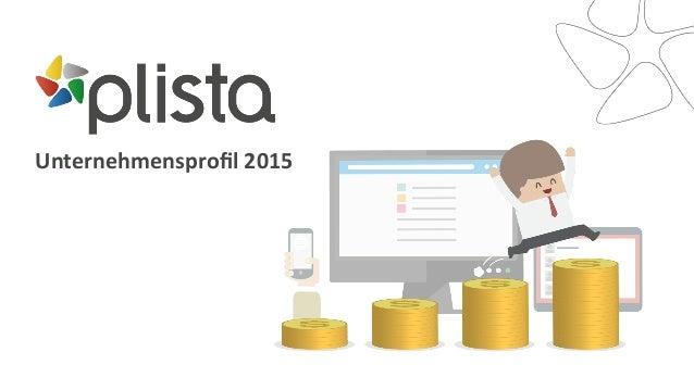 Unternehmensprofil  2015