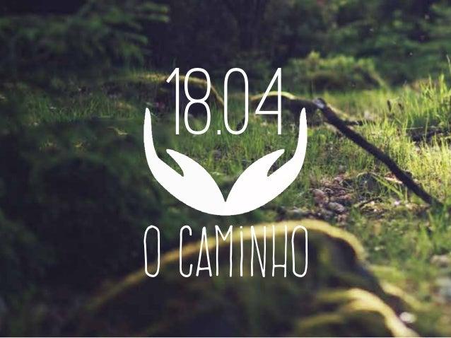 18.04  o caminho
