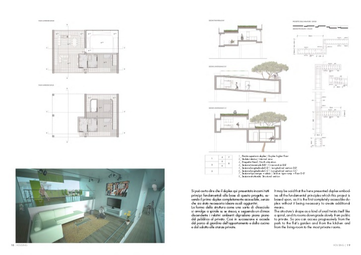 Favorito ARCHITECTURE PORTFOLIO YC03