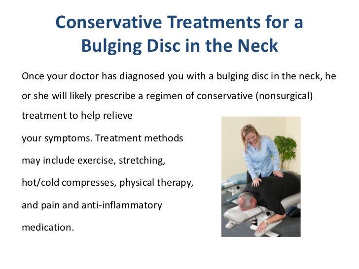 a bulging disc can be a real pain in the neck, Human Body