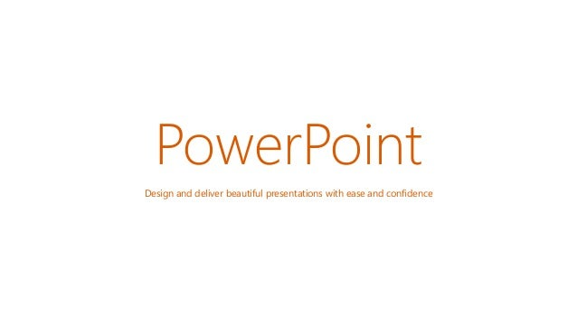 slideshare powerpoint 2013 top ten features with hyperlink navigation