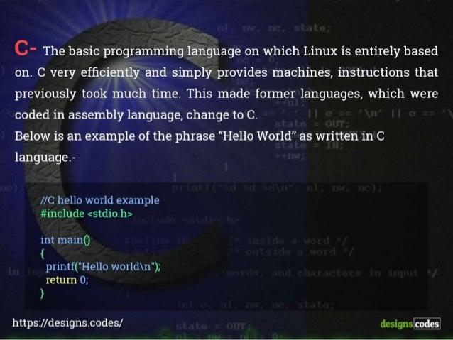 evolution of programming languages pdf