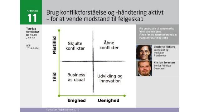 Interkulturel Konsulent & Mediator, Charlotte Bæk Risbjerg – www.plan2move.dk Senior Principal, Kristian Sørensen – www.de...