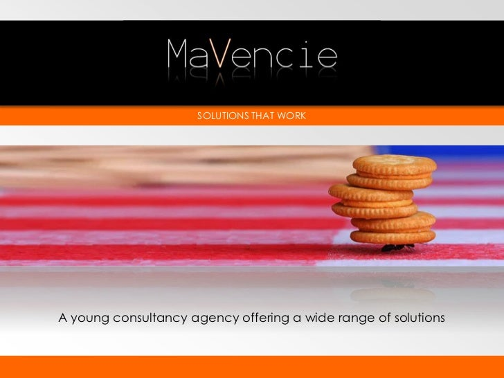 SOLUTIONS THAT WORK<br />A young consultancy agency offering a wide range of solutions<br />