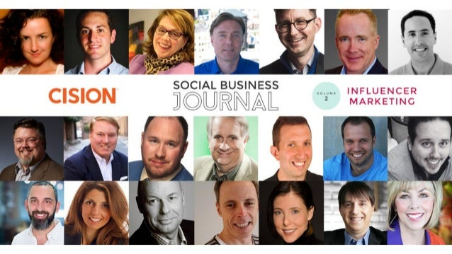 We asked 21 authors, speakers and business leaders for their thoughts on Influencer Marketing. The following slides are br...
