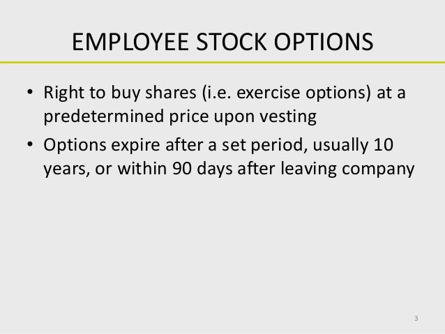 What Are the Benefits of Employee Stock Options for the Company?   Small Business - blogger.com