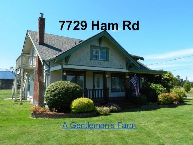 7729 Ham Rd A Gentleman's Farm