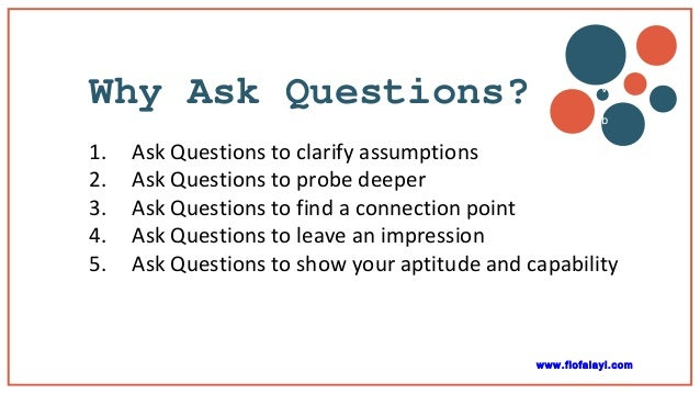 21 questions to ask during an interview