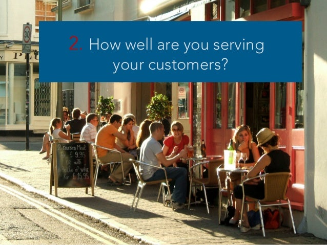 Find out how  customers feel  about your  products or  services