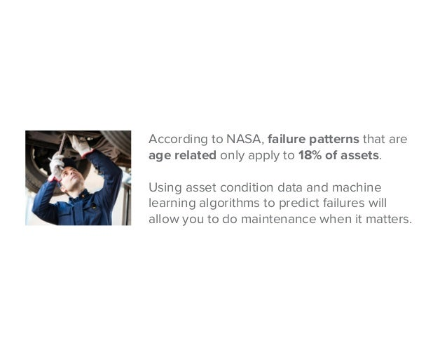 6 Reasons Why You Should Use Machine Learning For Predictive Maintenance Slide 3