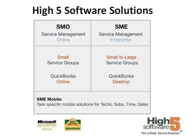 High Five Software