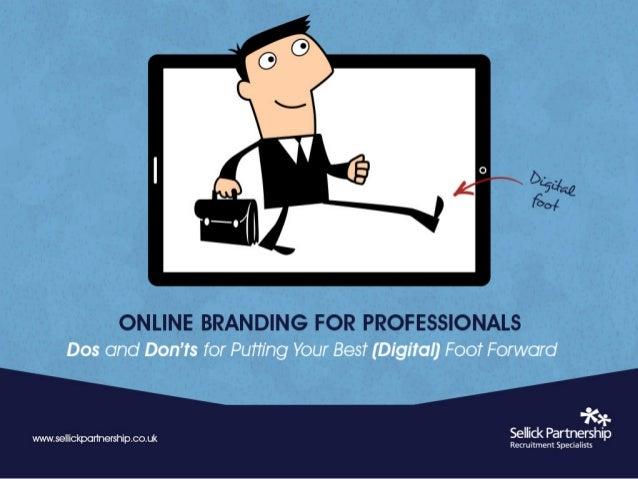 Online Branding for Professionals