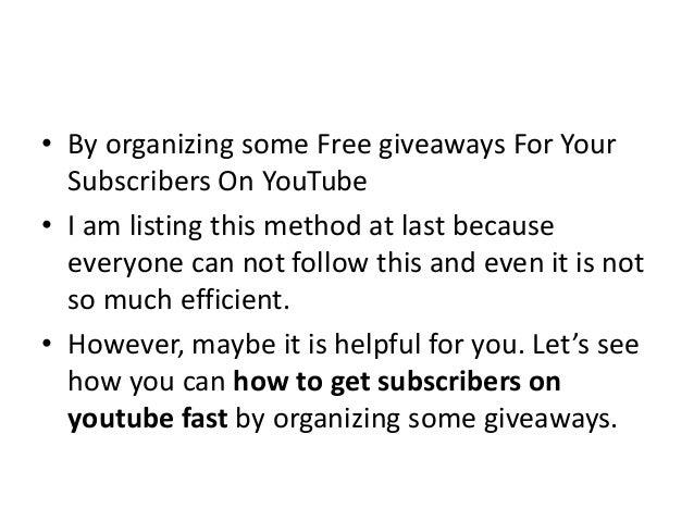 hack youtube subscribers no survey