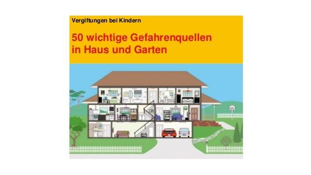 Vergiftungen bei Kindern 50 wichtige Gefahrenquellen in Haus und Garten