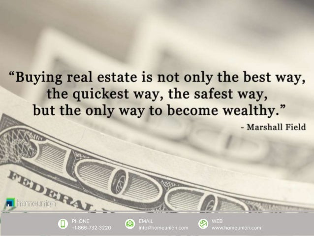 Quotes about Real Estate Investing