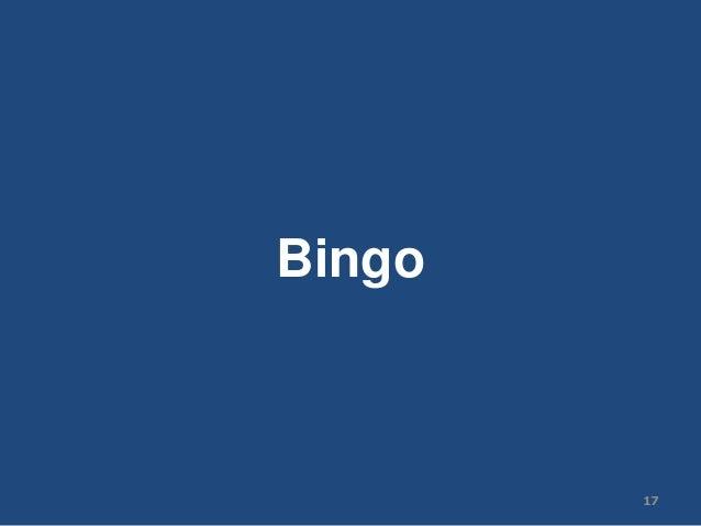 Bingo 17