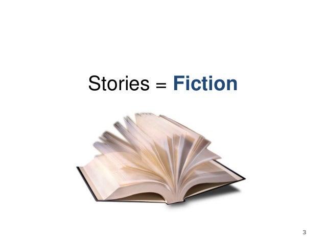 Stories = Fiction 3