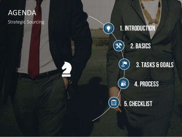 Strategic Sourcing PPT Slide Template Slide 3
