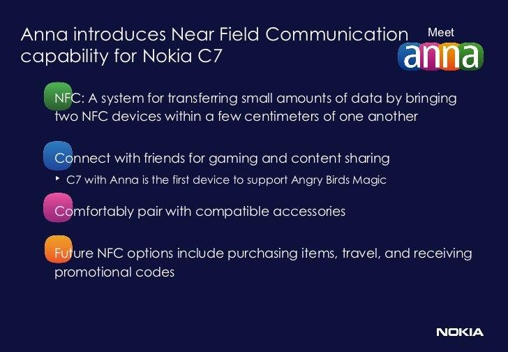 Nokia's Symbian Anna Software Update
