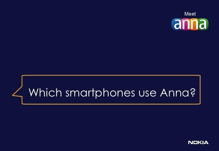 Symbian Anna: Update for Nokia smartphones