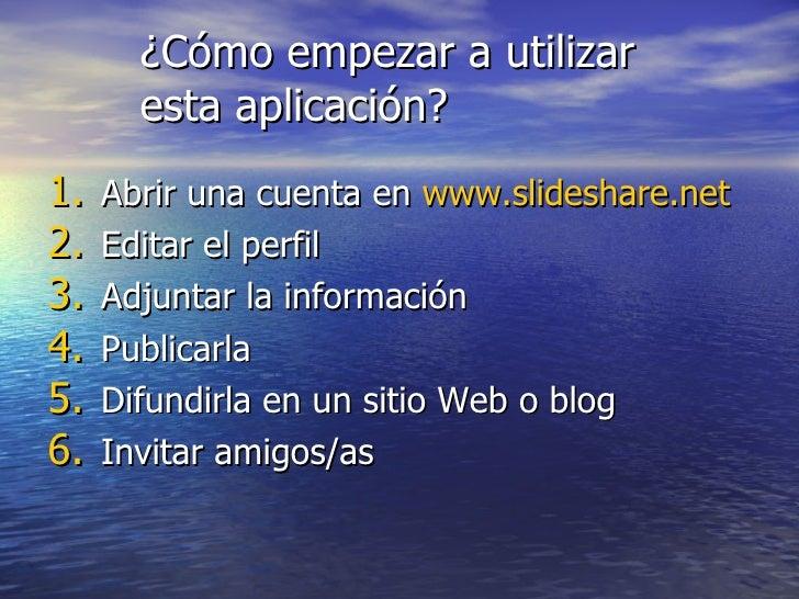 Slideshare tutor Slide 3