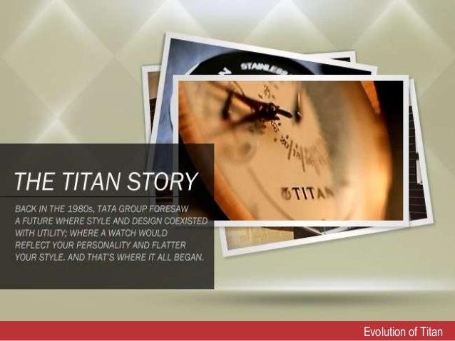 Titan Watches A Brand Innovation Case Study