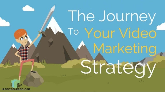 The Colorful and Learning Journey to Video Marketing Strategy