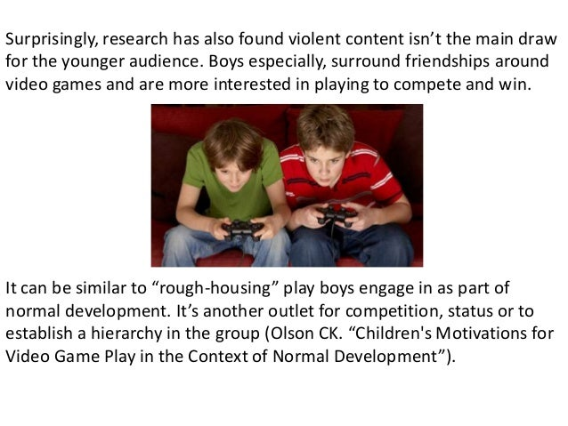 effects of video games on teens Considering the increasing rate of addiction to computer games among iranian adolescents and youth, the present study was conducted to investigate the effects of addiction to computer games on physical and mental health including physical health, anxiety, and depression and impaired social functioning.