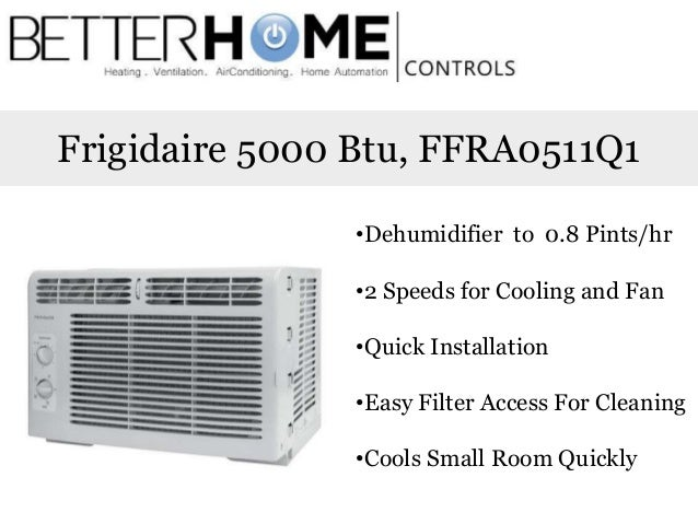Frigidaire Air Conditioner Filter Best Air 2017