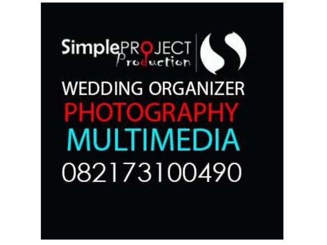 082173100490 Wedding Organizer Malang