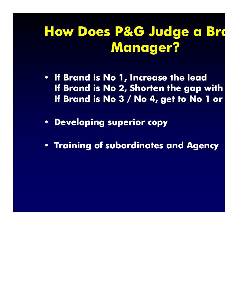 xim 5 - brand manager