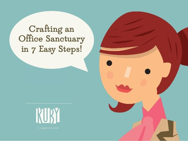 Crafting an Office Sanctuary in 7 Easy Steps!