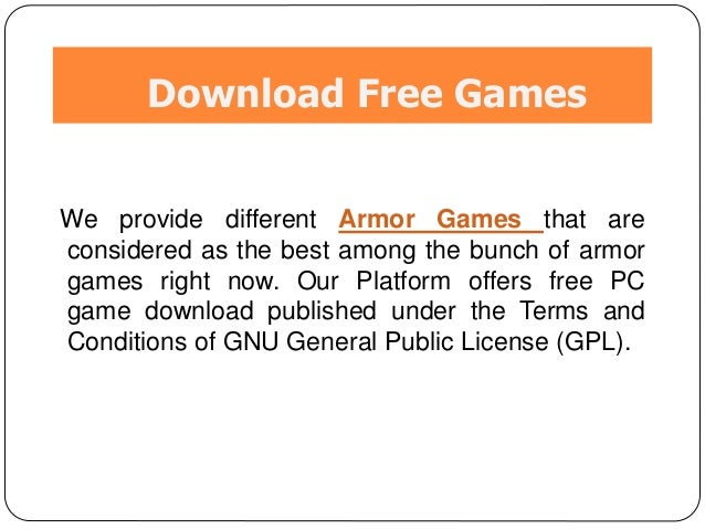 Armour Games - Download Free Games for PC - 웹