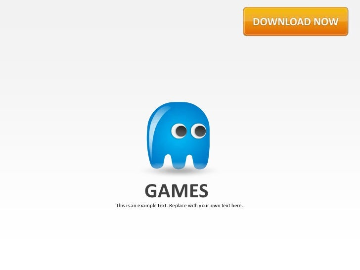 GAMESThis is an example text. Replace with your own text here.