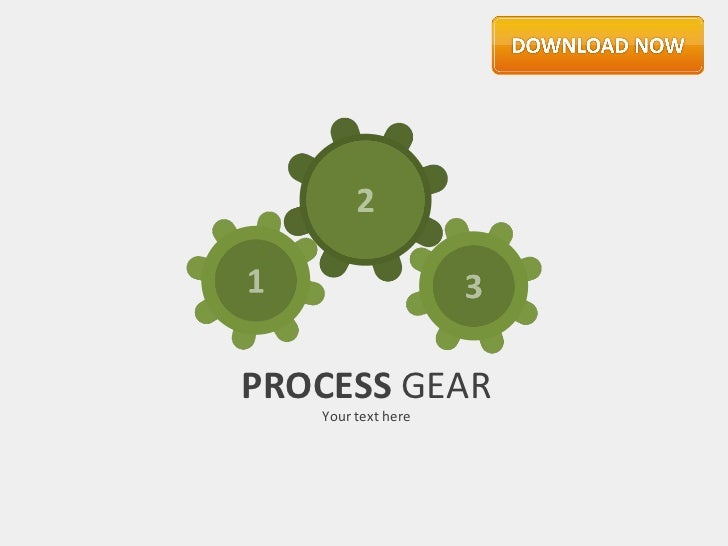 PROCESS GEAR   Your text here