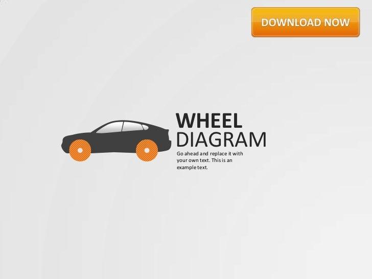 Wheel Diagram Template By Slideshop