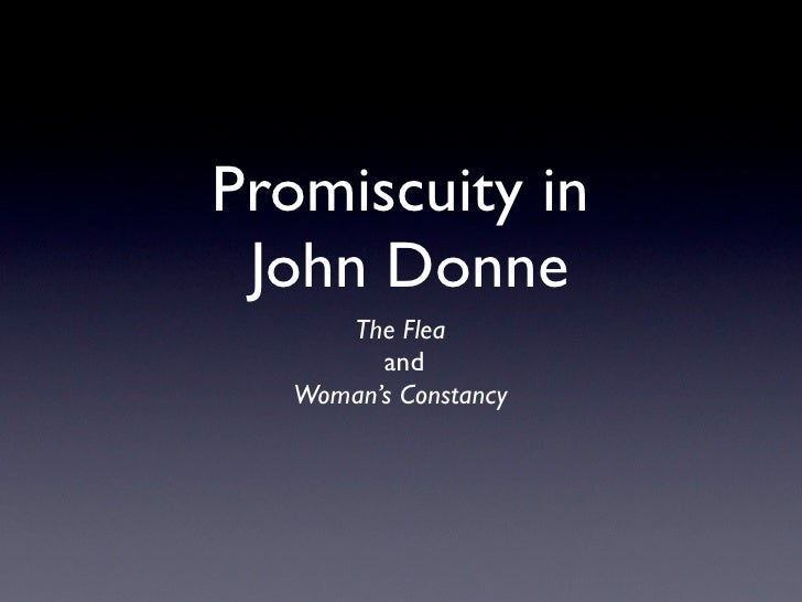 an analysis of the use of metaphors in the poem the flea by john donne Use of conceit in the flea, by john donne  analysis of the poem, the flea by john donne essay  john donnes use of wit language and metaphor in poetry as .