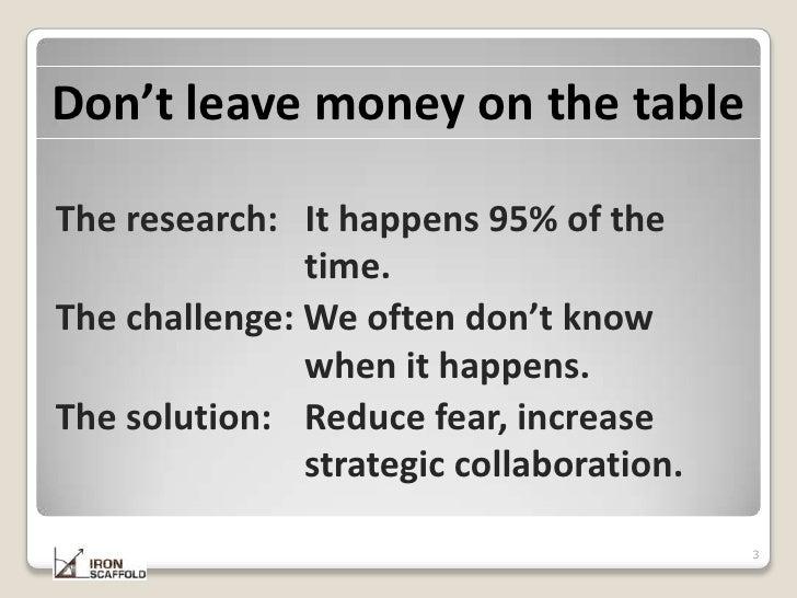 Negotiation Best Practices Slideshow Slide 3